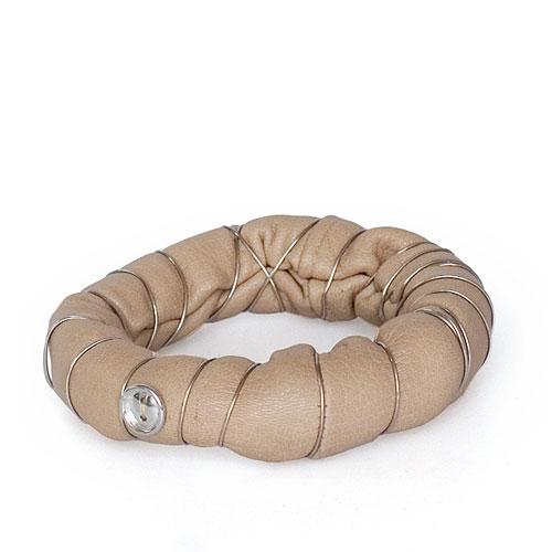 bb_3d_bangle_sand_leather_arm_accessory_small